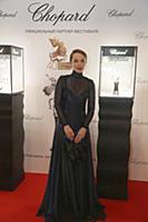 Альбина Джанабаева. Церемония открытия 40-го Моско