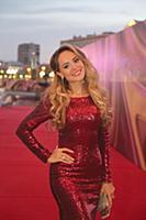Анна Калашникова. Церемония открытия 40-го Московс