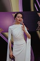Юлия Хлынина. Церемония открытия 40-го Московского