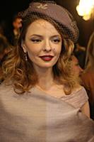Марина Орлова. Церемония открытия 40-го Московског