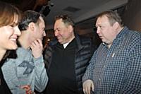 Анатолий Белый, Станислав Дужников, Александр Семч