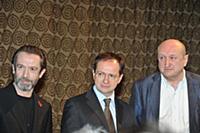 Владимир Машков, Владимир Мединский, Сергей Женова