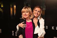 Мария Кожевникова с мамой. Премьера фильма Констан