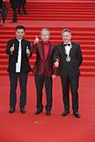 Лян Цяо, Джон Сэвидж, Паоло Дель Брокко. Церемония