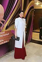 Любовь Тихомирова. Церемония закрытия 40-го Москов