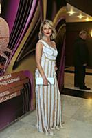 Екатерина Архарова. Церемония закрытия 40-го Моско