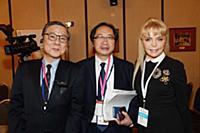 Российско-японский форум «Точки соприкосновения»