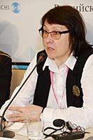 Лариса Гладских. Российско-японский форум «Точки с