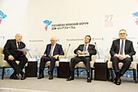 Михаил Швыдкой, Павел Негоица, Тэруо Асада, Игорь