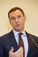 Денис Буцаев. Российско-японский форум «Точки сопр