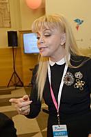 Екатерина Диброва. Российско-японский форум «Точки