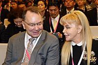 Сергей Васильев, Екатерина Диброва. Российско-япон