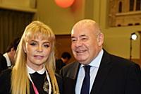 Екатерина Диброва, Михаил Швыдкой. Российско-японс