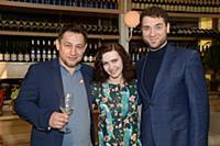 Александр Изотов, Лидия Воронова, Владимир Брилев.