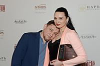 Александр Изотов с супругой Татьяной. Закрытая веч