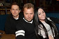 Виктор Гатера, Саша Попов, Марина Иванова. Мистиче
