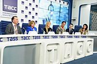 Пресс-конференция, посвященная Pоссийско-японскому сотрудничеству в области активного долголетия