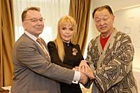 Сергей Васильев, Екатерина Диброва, Кэри-Хироюки Т