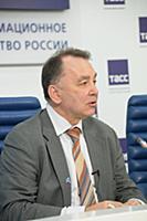 Сергей Васильев. Пресс-конференция, посвященная Pо