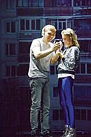 Илья Маланин, Кристина Асмус. Пресс-показ сцен из