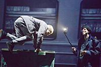 Илья Маланин. Пресс-показ сцен из спектакля Максим
