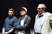 Дмитрий Глуховский, Максим Диденко, Леонид Роберма