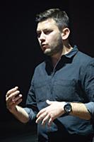 Дмитрий Глуховский. Пресс-показ сцен из спектакля