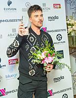 Александр Панайотов. Ежегодная премия журнала MODA