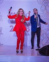 Юлия Началова. Ежегодная премия журнала MODA topic