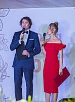 Дмитрий Оленин, Юлия Ковальчук. Ежегодная премия ж