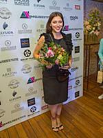 Регина Тодоренко. Ежегодная премия журнала MODA to