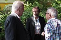 Аристарх Ливанов, Владимир Машков, Сергей Никоненк