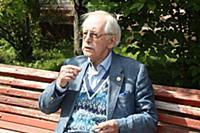 Василий Ливанов. Торжественная церемония закладки