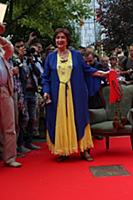 Зинаида Кириенко. Торжественная церемония закладки