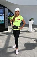 Татьяна Навка. Старт Зеленого марафона «Бегущие се