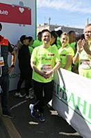 Владимир Мединский. Старт Зеленого марафона «Бегущ