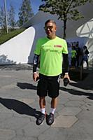 Митя Фомин. Старт Зеленого марафона «Бегущие сердц