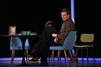 Евгений Перевалов. Пресс-показ спектакля «Три сест