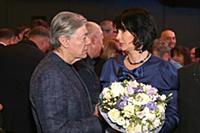Александр Збруев, Юлия Абдулова. Вечер памяти Алек