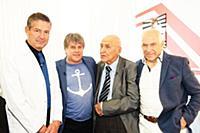 Александр Гершман, Алексей Глызин, Николай Дроздов