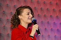 Дарья Витан (Дарья Гапоненко). Первый Международны