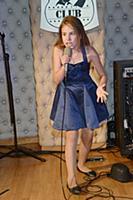 Катя Беккер. Первый Международный конкурс юных вок