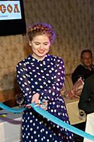 Лена Китман. Первый Международный конкурс юных вок