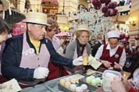 Николай Расторгуев, Ирина Алферова. День мороженог