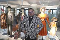 Открытие выставки «Век моды на Киевском вокзале»