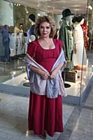 Елена Валюшкина. Открытие выставки Александра Васи