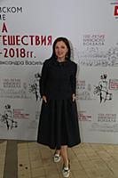Алиса Толкачева. Открытие выставки Александра Васи