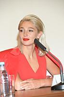 Анастасия Ивлеева. Пресс-конференция «Премии МУЗ-Т