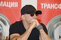 Дмитрий Нагиев. Пресс-конференция «Премии МУЗ-ТВ 2