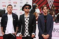 Группа «MBand». Церемония вручения «Премии МУЗ-ТВ